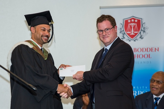 Dillon Eustace Awards Cayman Truman Bodden Travel Bursary