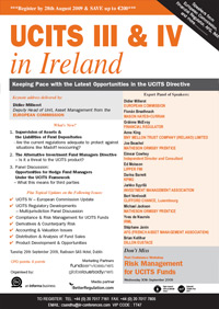 UCITS III and IV in Ireland